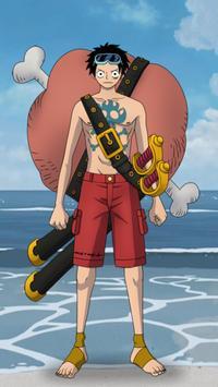 Monkey D. Luffy Dress Up screenshot 1