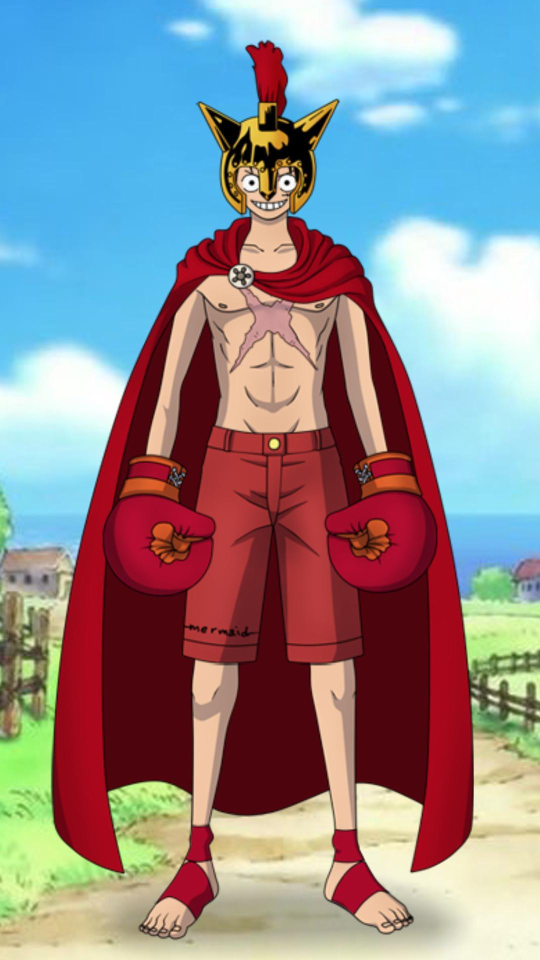 Monkey D. Luffy Dress Up 2