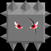 Falling Dino Free icon