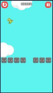 Falling Dino Free screenshot 1