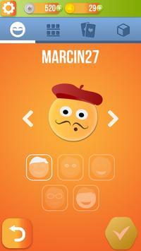 Crazy Eights - emoji card game screenshot 1