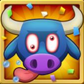 Bull Dodgers - Free Bull Running Game icon