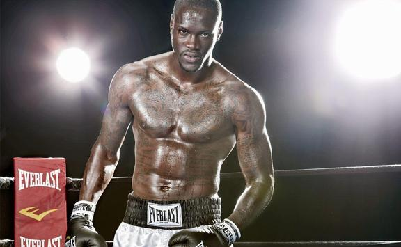 Deontay Wilder Wallpaper HD screenshot 2