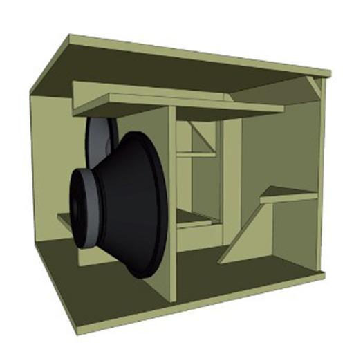 New Design and Speaker Box Scheme