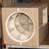 Full Bass Speaker Box Design icon