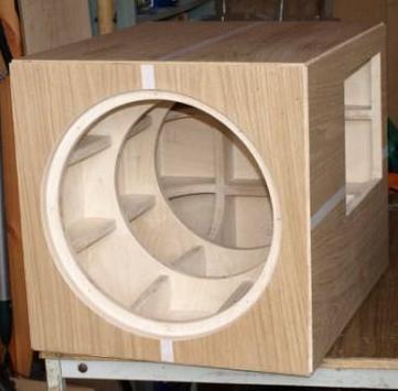 Full Bass Speaker Box Design screenshot 8