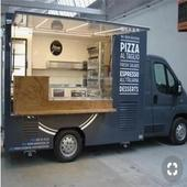 Food Truck Design icon