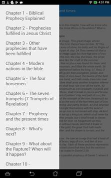 Bible Prophecy And Truth free book 截图 4