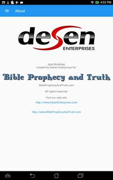 Bible Prophecy And Truth free book 截图 6