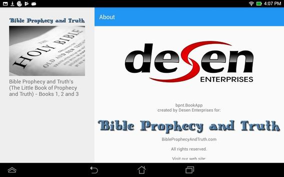 Bible Prophecy And Truth free book 截图 12