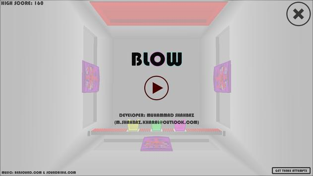 BLOW - Free Version poster