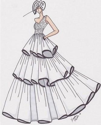 Ideas De Diseño Para Vestidos De Dibujo For Android Apk