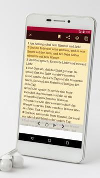 Deutsch Luther Bibel screenshot 21