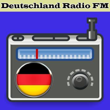 Deutschland Radio FM 2019 poster