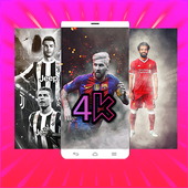 Football Wallpapers 4K Backgrounds icon