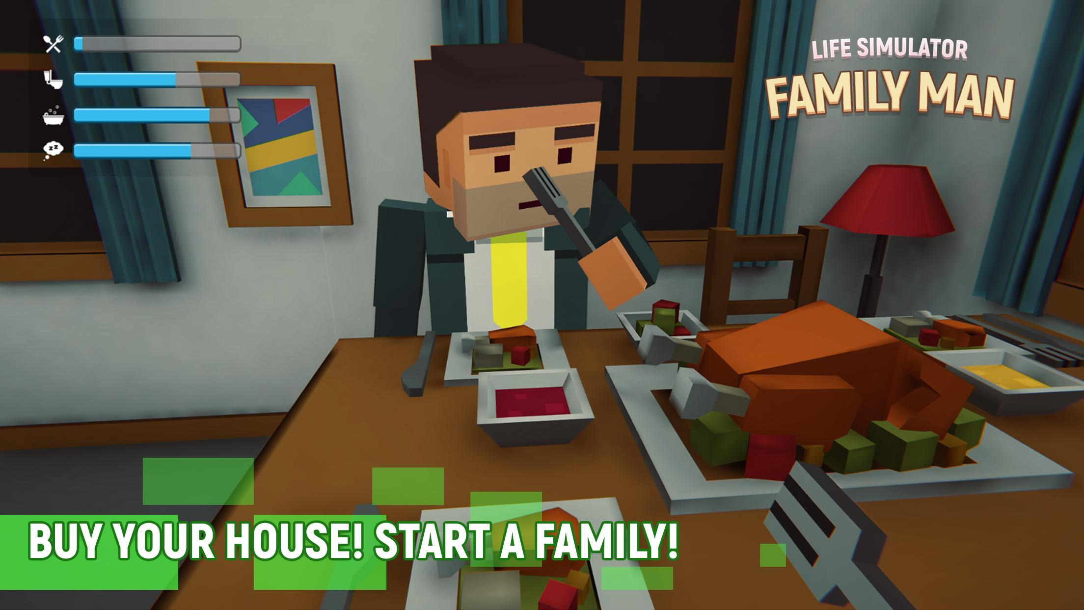 Family Man - Life Simulator for Android - APK Download