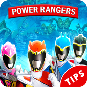 Hints Of Power Dino Rangers : Game 2020 أيقونة