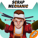 Hints for Scrap the Mechanic Survival - Game Craft APK