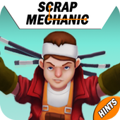 ikon Hints for Scrap the Mechanic Survival - Game Craft