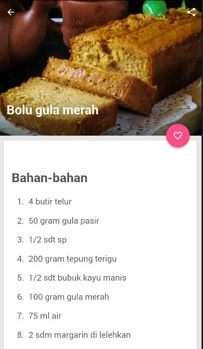 Resep Kue Basah Modern For Android Apk Download