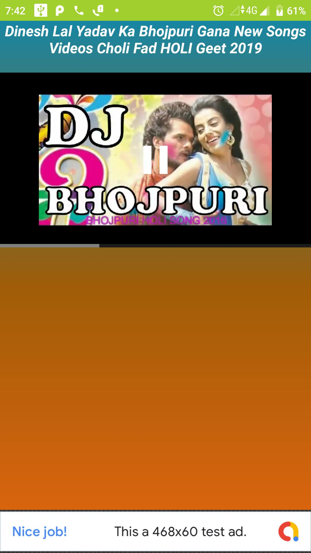 Dinesh Lal Yadav Ka Bhojpuri Gana New Songs Video For Android Apk Download