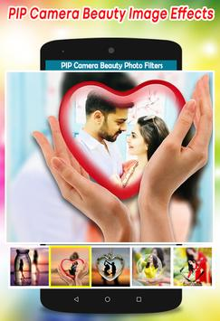 PIP Camera Beauty Photo Filters And Effects screenshot 7