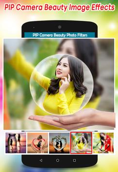 PIP Camera Beauty Photo Filters And Effects screenshot 8