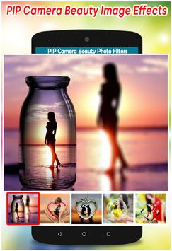 PIP Camera Beauty Photo Filters And Effects screenshot 2