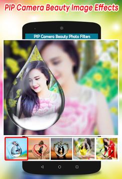 PIP Camera Beauty Photo Filters And Effects screenshot 3