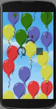 Burst balloon screenshot 1