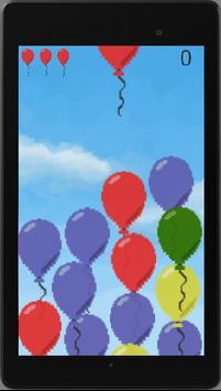 Burst balloon screenshot 4
