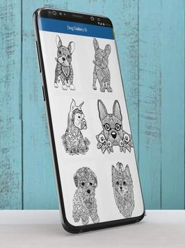 Dog Coloring Pages poster