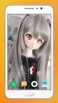 Cute Doll HD Wallpaper screenshot 12