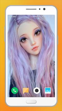 Cute Doll HD Wallpaper screenshot 13