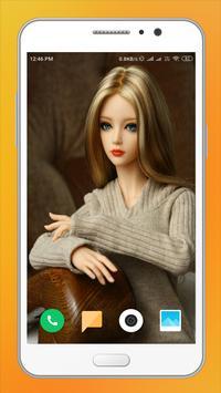 Cute Doll HD Wallpaper screenshot 7