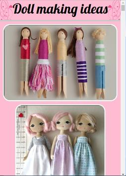 Doll Making Ideas poster