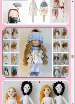 Doll Making Ideas screenshot 10