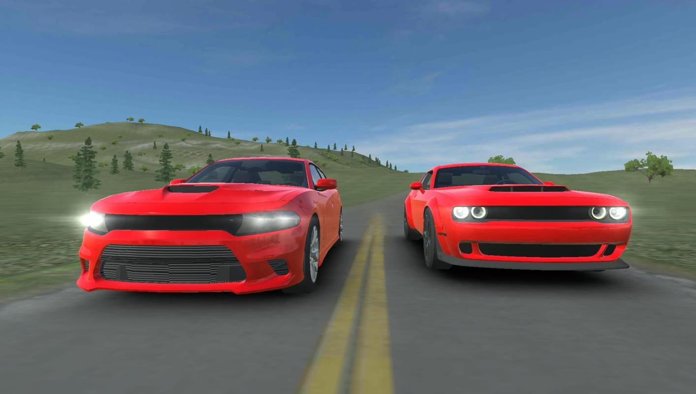 Modern American Muscle Cars 2 For Android Apk Download