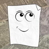 Paperhead icon