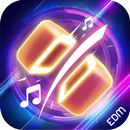 Dancing Blade: Slicing EDM Rhythm Game APK Android