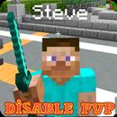 Disable PvP Addon for MCPE APK