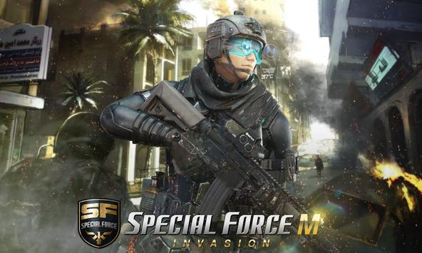 Special Force M : Invasion poster