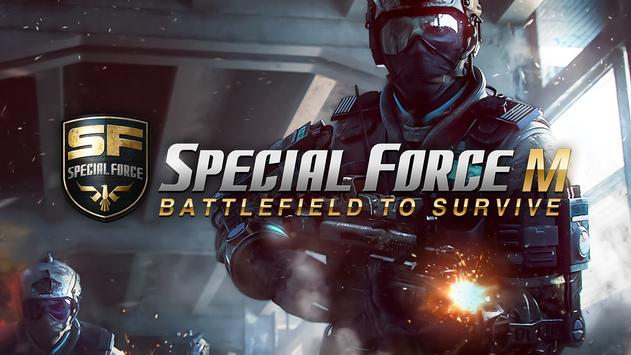 SPECIAL FORCE M : BATTLEFIELD TO SURVIVE poster