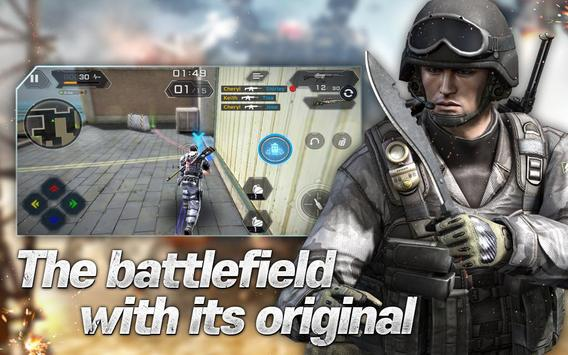 SPECIAL FORCE M : BATTLEFIELD TO SURVIVE screenshot 2