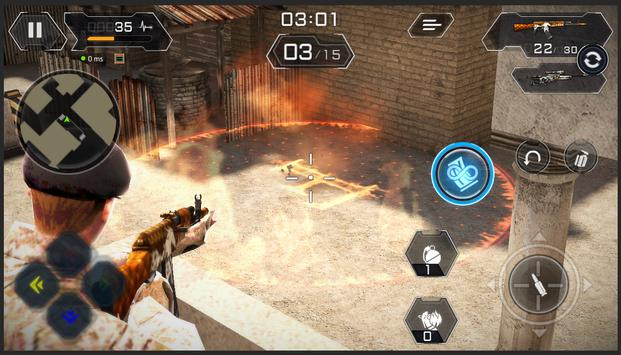 SPECIAL FORCE M : BATTLEFIELD TO SURVIVE screenshot 4