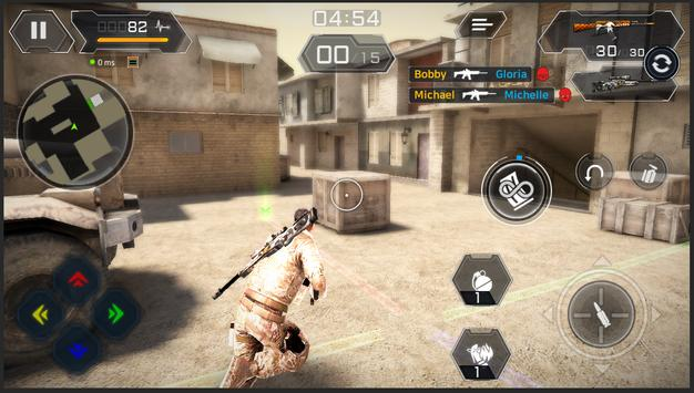 SPECIAL FORCE M : BATTLEFIELD TO SURVIVE screenshot 5