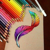 Drawing And Coloring Ideas icon