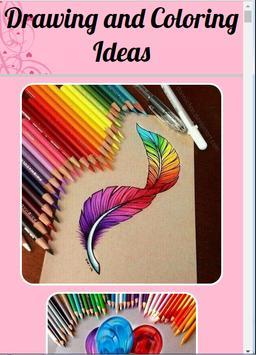Drawing And Coloring Ideas screenshot 3