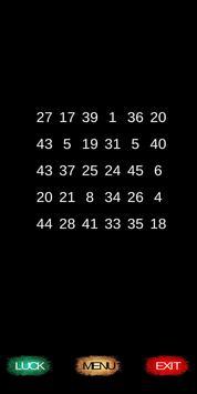 Abracadabra Lotto screenshot 2