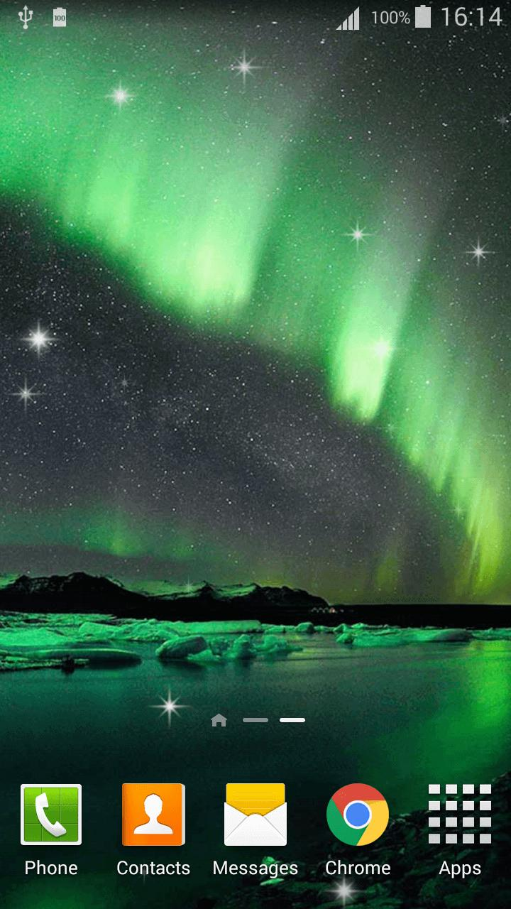 Northern Lights Live Wallpaper For Android Apk Download